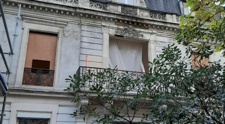 Un projet solidaire à Paris 17