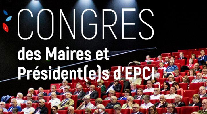 Congrès des Maires et Présidents d'EPCI