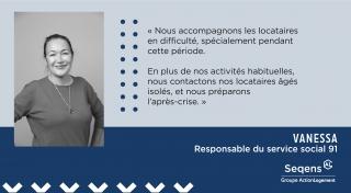 Interview: Nos conseillers et assistants sociaux mobilisés en période de Covid-19