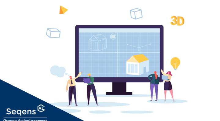 Partenariat Seqens & CSTB: une solution de continuité numérique au service de la qualité de vie des résidents