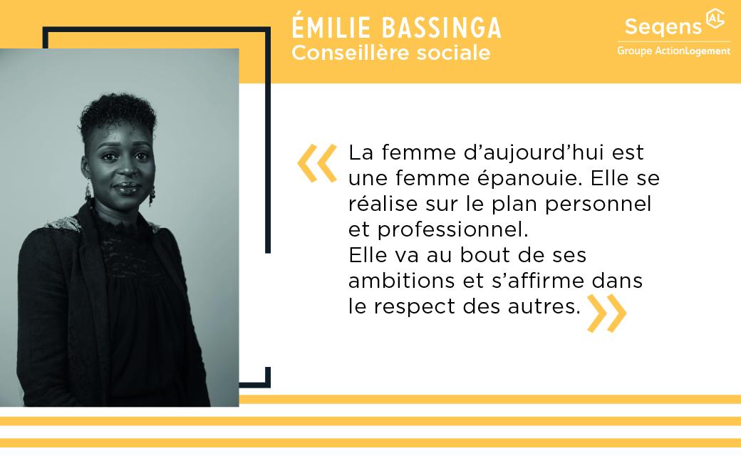 Emilie Bassinga