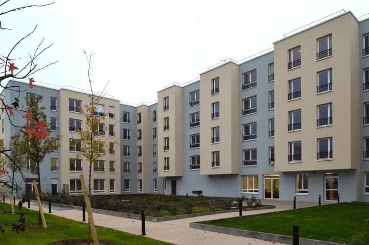 Guyancourt  boulevard du Chateau