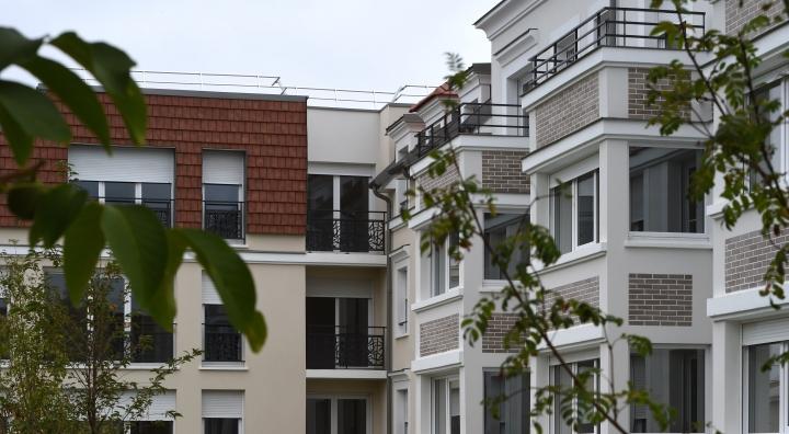Inauguration de 61 logements