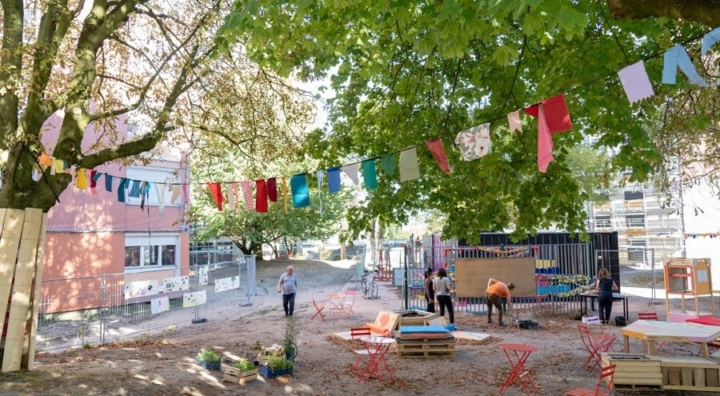 Quand l'art et la culture transforment nos villes