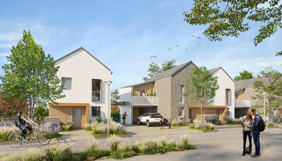 Seqens accession proposera bientôt des maisons à Montesson!