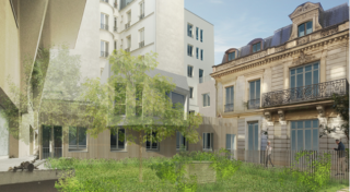 Bientôt une pension de famille Seqens Solidarités à Paris