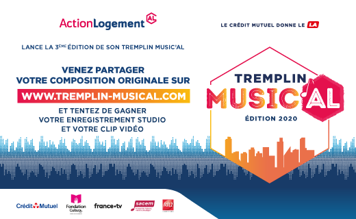 3ème édition du Tremplin Music'AL
