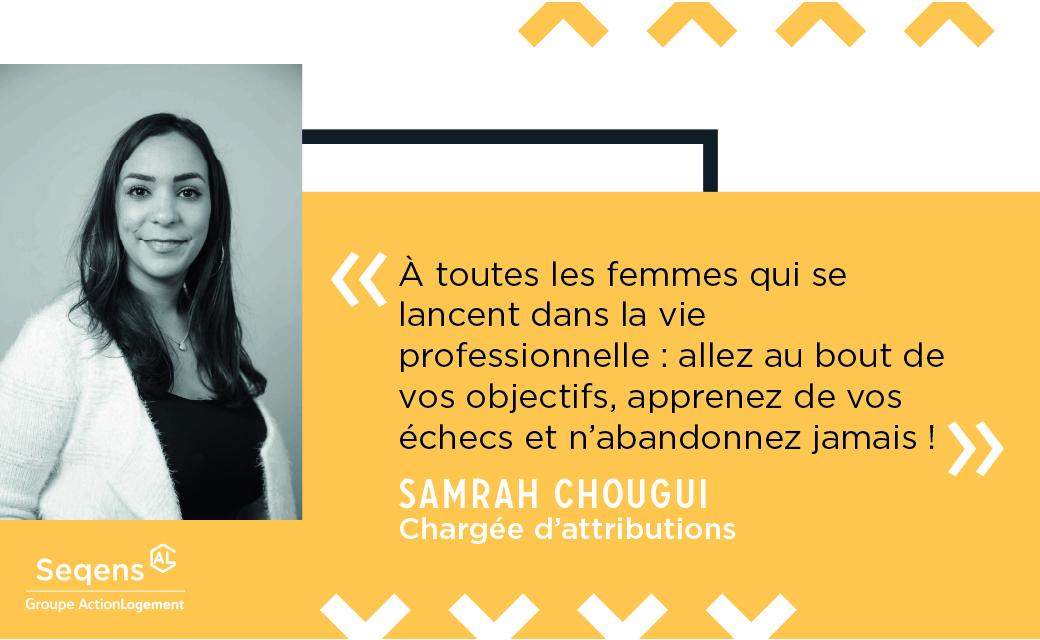 Samrah Chougui