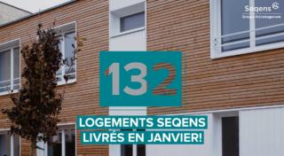 132 nouveaux logements Seqens en Île-de-France